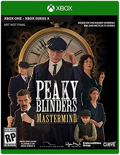 [Xbox One] Peaky Blinders: Mastermind - $14.99 at Amazon