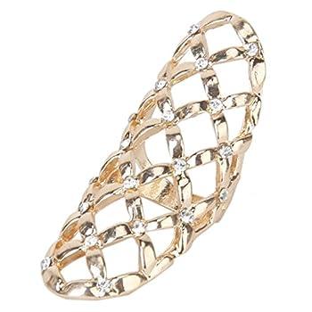 Best golden finger ring Reviews