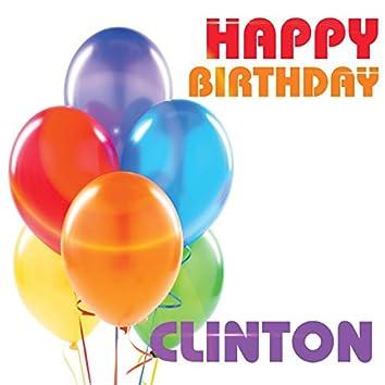 Happy Birthday Clinton