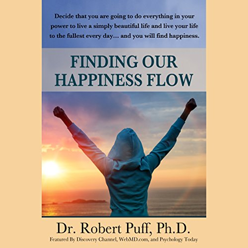 Finding Our Happiness Flow audiobook cover art