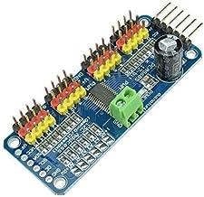 16 Channel PWM/Servo Driver IIC interface-PCA9685 for arduino or Raspberry pi shield module servo shield