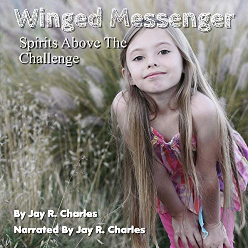 Winged Messenger: Spirits Above the Challenge audiobook cover art