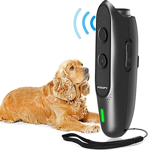 (51% OFF) Variable Frequency Ultrasonic Dog Bark Deterrent $11.27 – Coupon Code