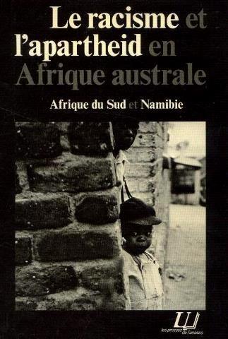 Rasisms un aparteīds Āfrikas dienvidos