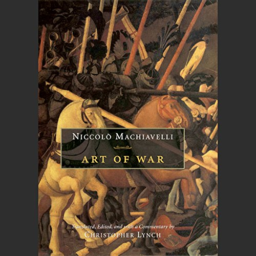 Art of War audiobook cover art