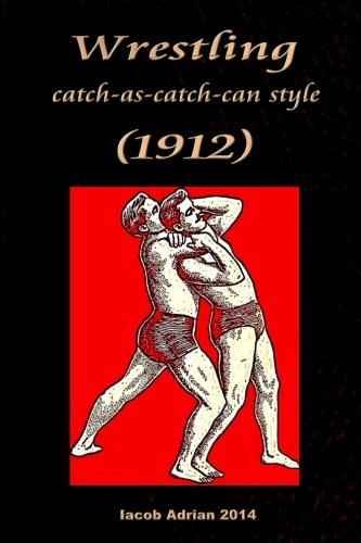 Wrestling Catch-as-catch-can Style