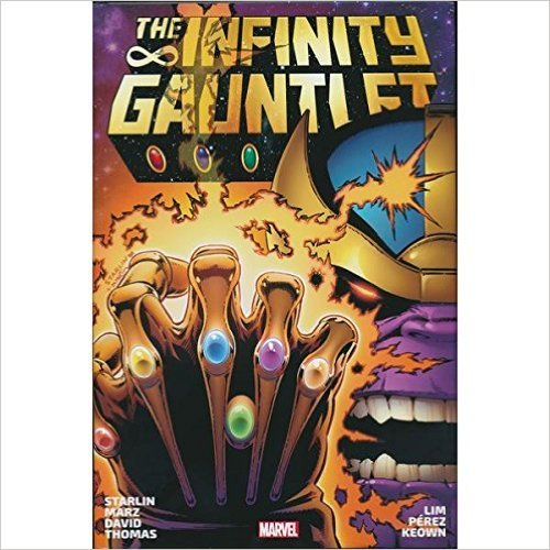Infinity Gauntlet Omnibus (Variant Edition)