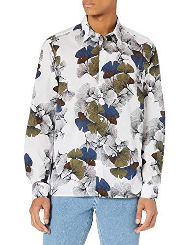 Antony Morato Camicia Straight Strigth Fit Camisa para Hombre