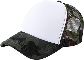 Cn /_ Unisex Strappato Cotone Lettere Stampa Cappello Baseball Sport All/'Aperto