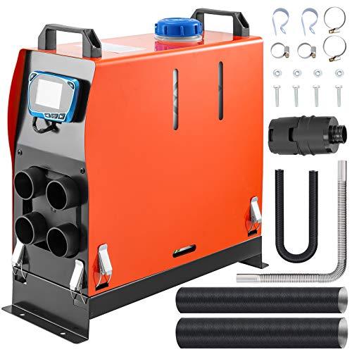 VEVOR 12V Diesel Standheizung 5KW Luftheizung Integration Einfach LCD Heizung Bausatz