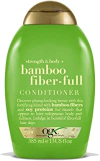 Condicionador Bamboo Fiber, OGX, 385 ml