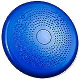 OcioDual Cojín Hinchable Azul Disco con Bomba Cogin Goma PVC...