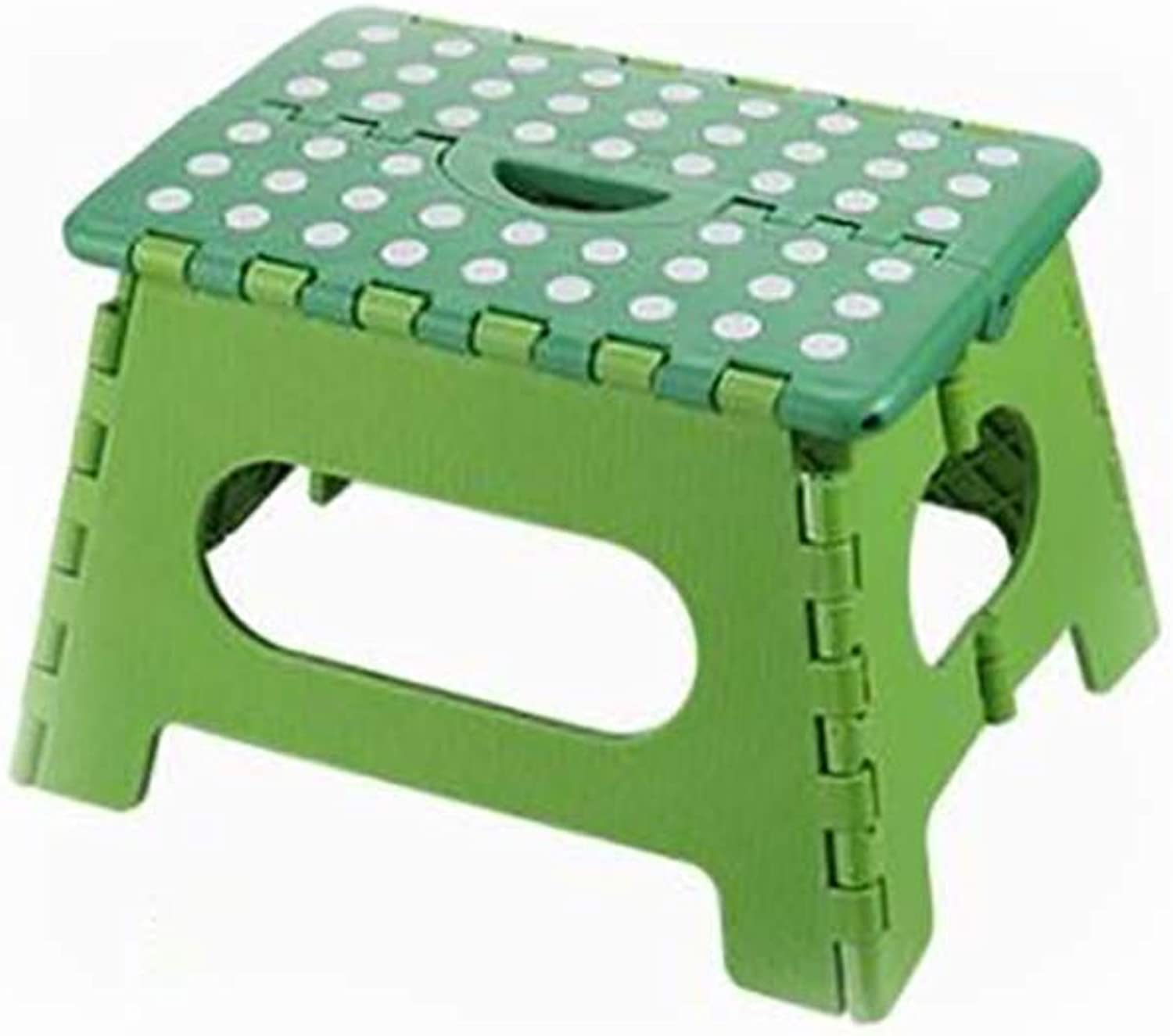 Folding Stool Lightweight Portable Plastic Folding Stool, Square Picnic Stool Folding Stool Dining Table Stool Fishing Stool GYJ
