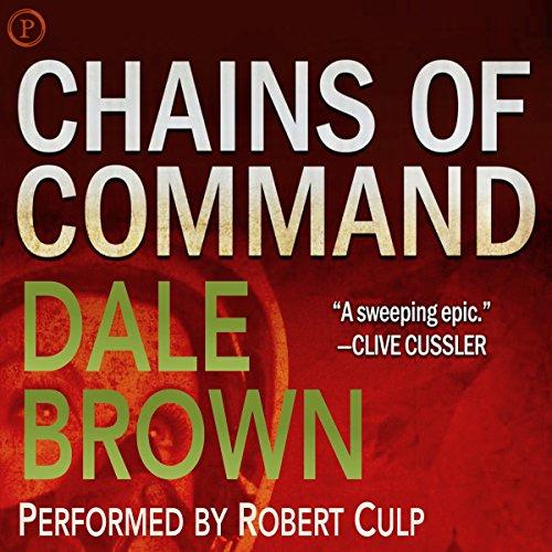 Chains of Command Audiobook By Dale Brown cover art