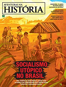 Revista Aventuras na História - Edição 207 - Agosto 2020 por [Grupo Perfil]
