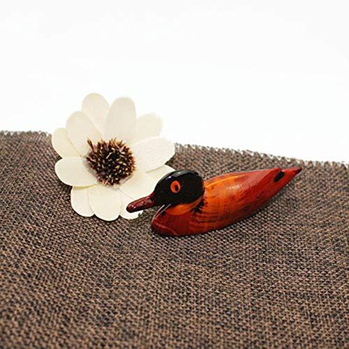 ETHAN 100-delig/los kleine eend stokjes rek Yuanyang hars stokjeshouder voor feest, bruiloft, hotel, huisdecoratie servies pads. 8 cm.