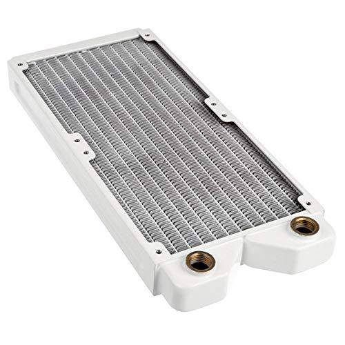 Magicool 240 G2 Slim Radiator 16 FPI - weiß Wasserkühlung