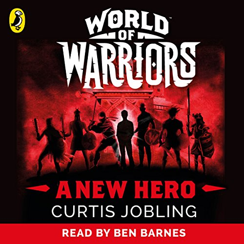 A New Hero audiobook cover art