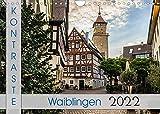 Kontraste Waiblingen (Wandkalender 2022 DIN A4 quer)