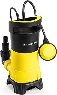 comprar comparacion TROTEC Bomba Sumergible para Agua residuales TWP 7025, 750 W, Protección contra Marcha en seco, Profundidad de inmersión m...