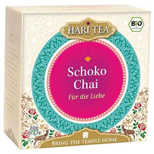 Hari Tea Bio Schoko Chai Teemischung, 20 g