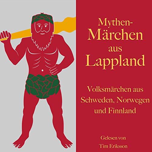 Mythen-Märchen aus Lappland Titelbild
