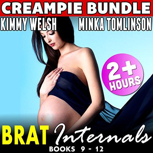 Brat Internals Erotica Bundle 3 audiobook cover art