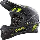 O'Neal Backflip Zombie DH Fahrrad Helm schwarz