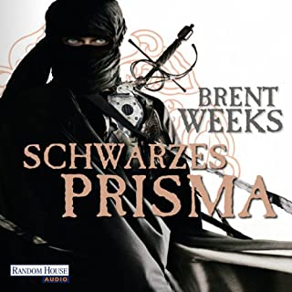 Schwarzes Prisma (Die Licht-Saga 1) Titelbild