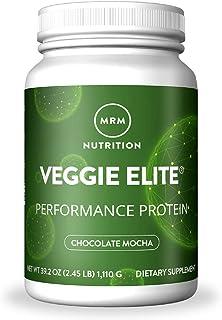 MRM Veggie Elite Protein – Chocolate Mocha, 2.45 Pound