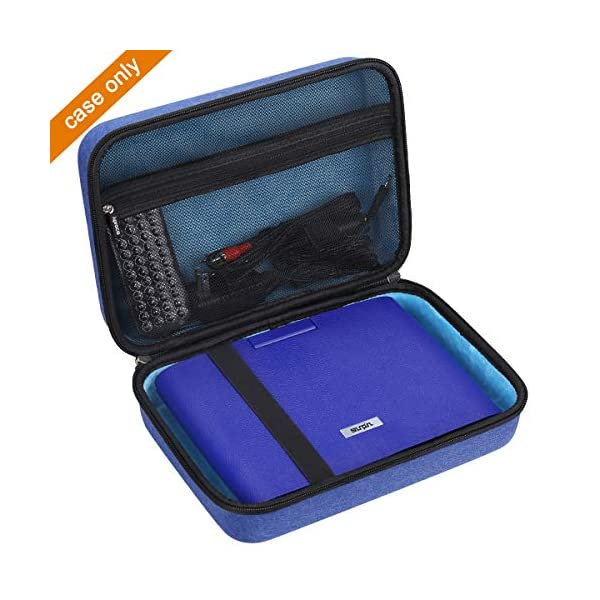 """Hard Storage Carrying Travel Case for SUNPIN 11"""" Portable DVD Player 3"""