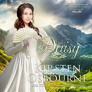 Daisy     Suitors of Seattle, Book 4              By:                                                                                                                                 Kirsten Osbourne                               Narrated by:                                                                                                                                 Emma Lysy                      Length: 4 hrs and 1 min     2 ratings     Overall 4.5