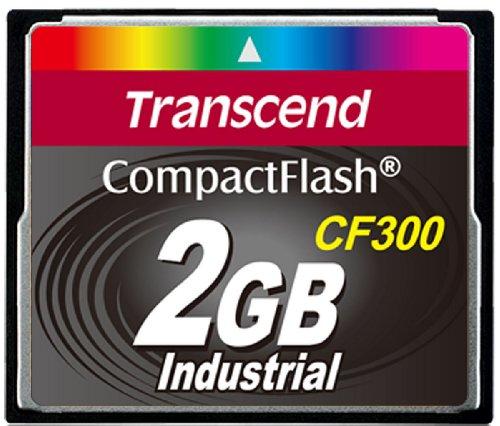 Transcend Extreme-Speed 300x 2GB Compact Flash Speicherkarte