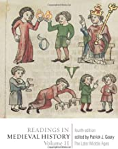 Readings in Medieval History, Volume II: The Later Middle Ages, Fourth Edition
