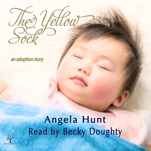 The Yellow Sock: An Adoption Story audiobook cover art