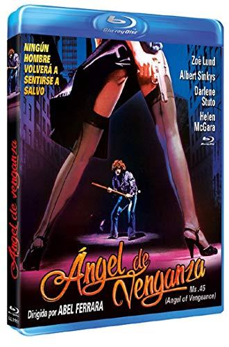 Die Frau mit der 45er Magnum / Ms. 45 (1981) ( Angel of Vengeance ) [ Spanische Import ] (Blu-Ray)