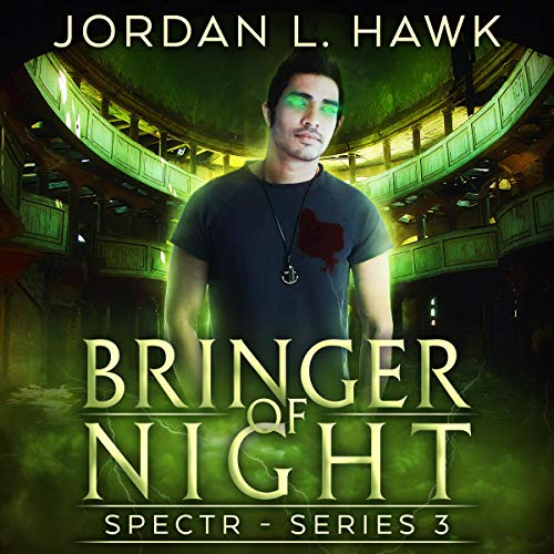 Bringer of Night audiobook cover art