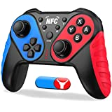 Pro Switch Controller for Nintendo Switch with Amibo, Q45A-MN-US Model Switch Controller with Auto-Fire Turbo, Motion Control, Vibration Function, Replacement for Nintendo Switch Controller