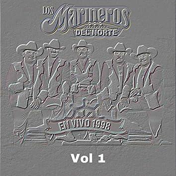 En Vivo 1998, Vol 1