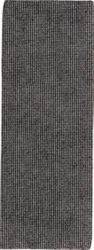 kwb Gitterleinen Schleif-Papier Schleifgitter-Scheibe für Nass- und Trocken-Schliff, f. Schwing-Schleifer 93 x 230 K-80, aus Fiberglas, gelocht m. Klett, 5 Stk.