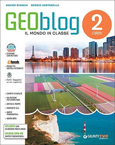 Geoblog. Per la Scuola media. Con e-book. Con espansione online (Vol. 2)
