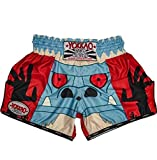 10 Years Old Nakarad Kid Muay Thai Boxing Shorts 2 Years Old