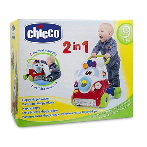 Chicco 00005905100000- Lauflerner Bus - 7