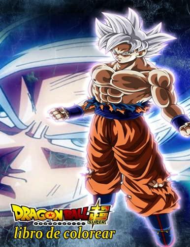 Dragon Ball Super Libro de Colorear: 100 páginas para colorear de alta calidad para niños, adolescentes y adultos | Dragon Ball Super, Dragon Ball GT, ... Ball Coloring Book, otaku para colorear