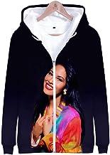 PANDASTYLE Youth Hoodie S-Elena Quintanilla Boys and Girls Print Sweatshirt