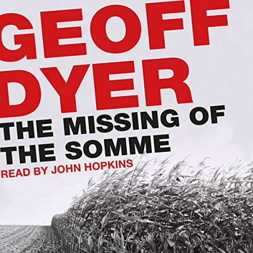 The Missing of the Somme audiobook cover art