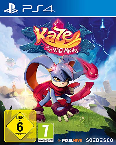 Kaze and the Wild Masks - PlayStation 4 [