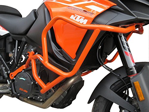 Sturzbügel/Schutzbügel HEED für motorrad 1290 Super Adventure S (2017 -) - Orange