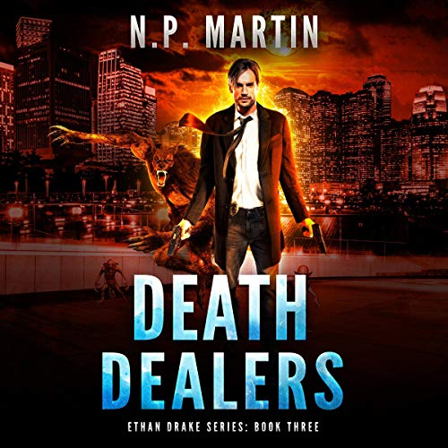 Death Dealers audiobook cover art
