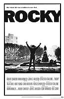 b直輸入、小ポスター、米国版「ロッキー」シルヴェスター・スタローン
